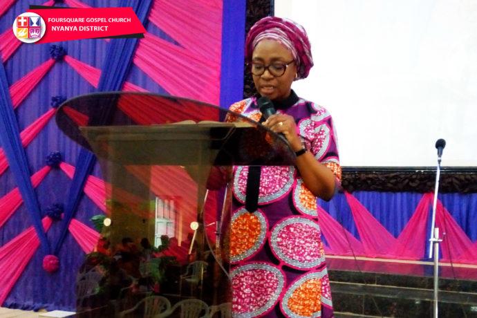 Rev. Mrs. Abiola Babatunde