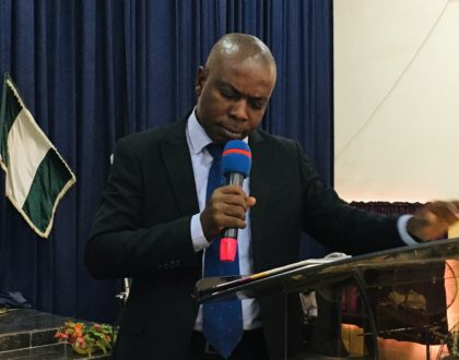 Dominion Mandate Through Holiness