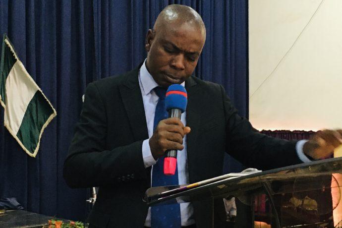 Dominion Mandate Through Holiness
