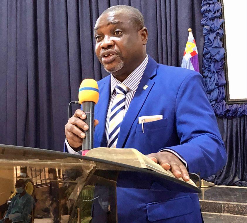 Rev. Ademola Babatunde